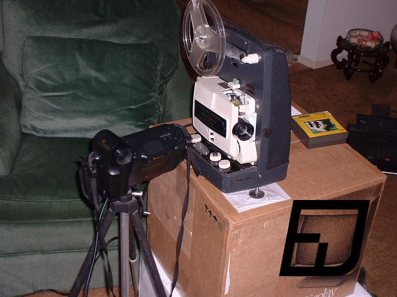 Converting 8mm Film To Digital | Hackaday